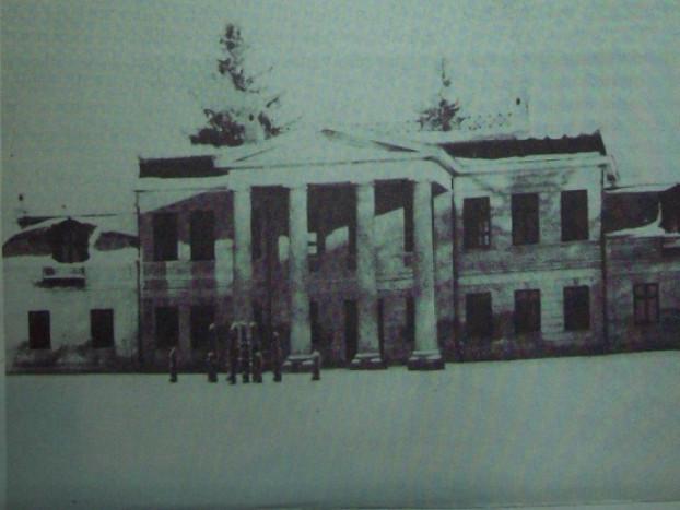 Палац у Заболотцях
