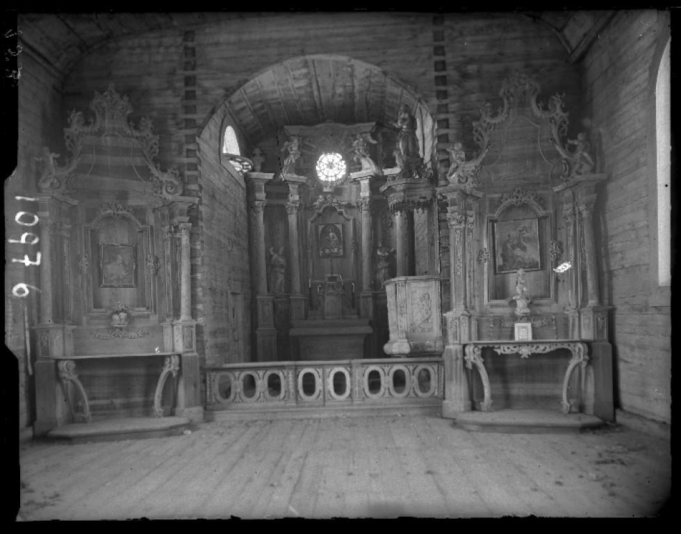Костел у Доротичах у 1929 році