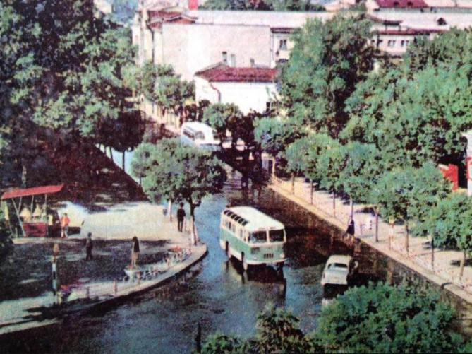 Луцьк у 1968 році