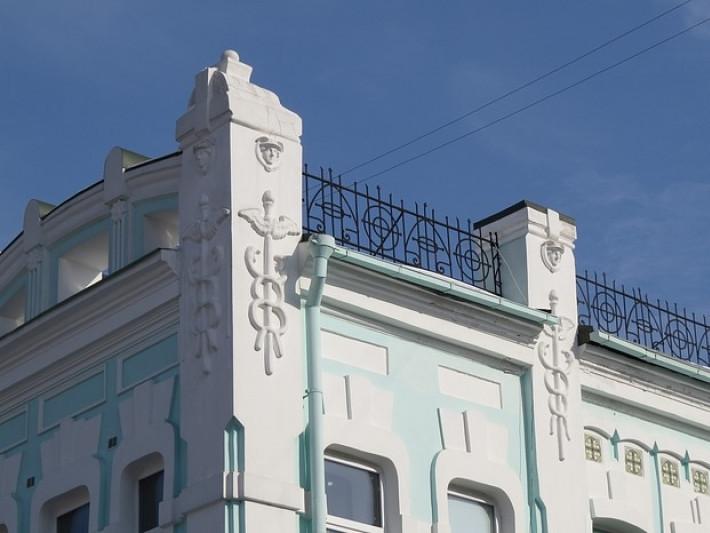 Будинок на Лесі Українки