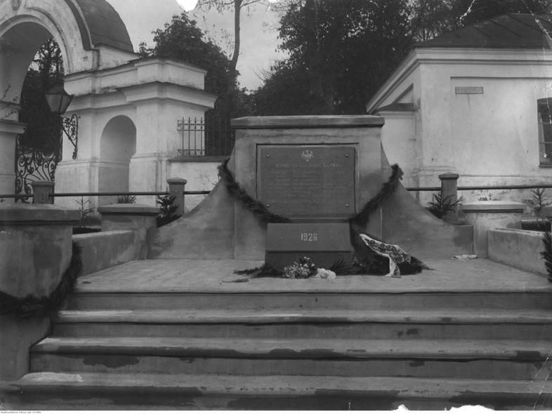 Пам'ятник «1919. ZginelizawolnośćŁucka»