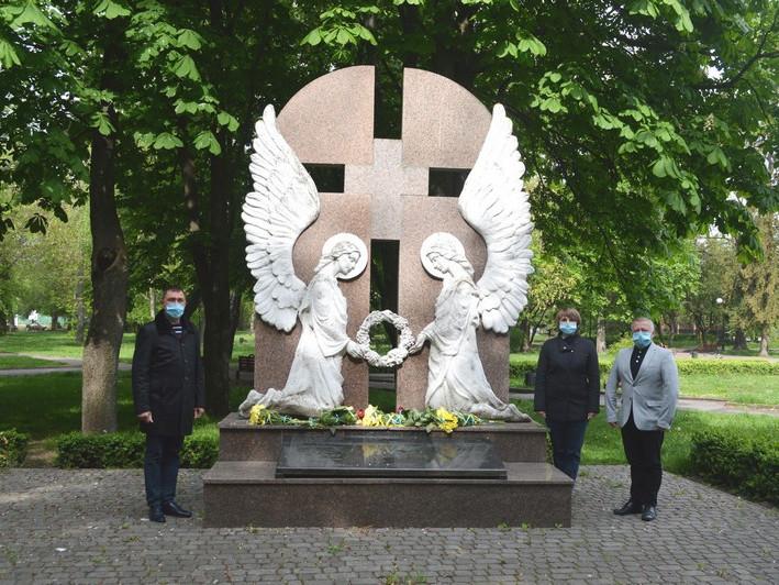 У Ковелі вшанували пам'ять жертв політичних репресій