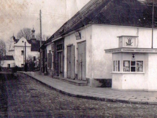 Вулиця Костельна