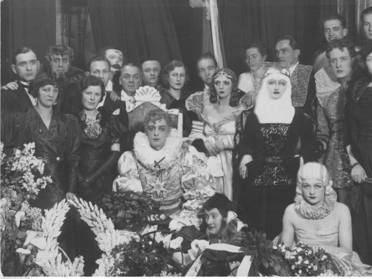 Актори луцького театру