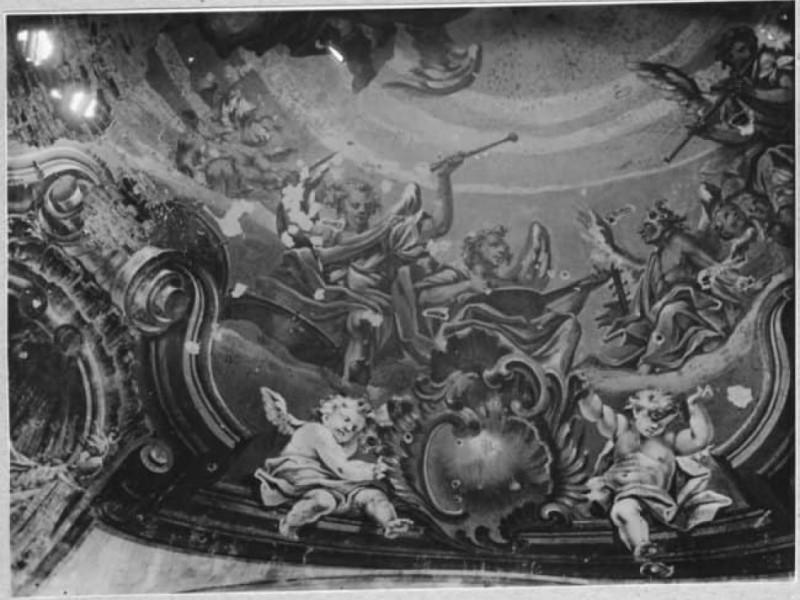 Фреска із костелу піарів