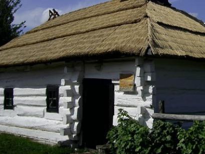 Курна хата XIX століття