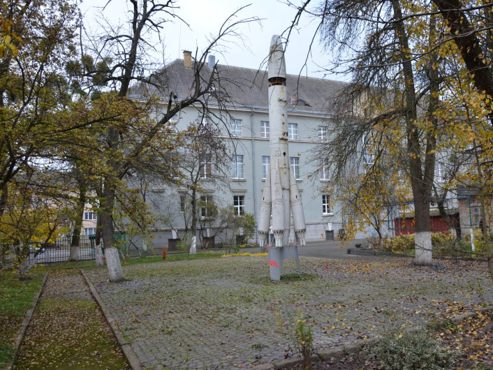 Музейний дворик у Луцьку: завершили основну частину проєкту