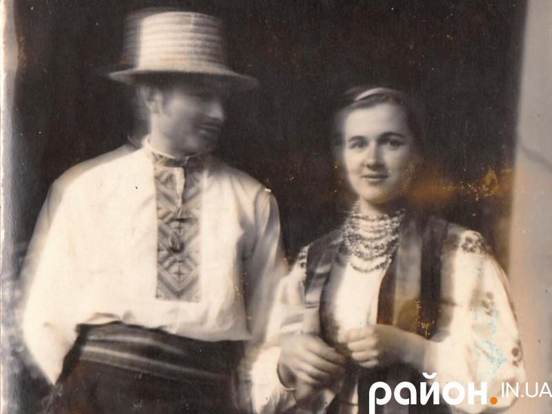 Гнат–  Валентин Поліщук, Варка – Марія Смоляк