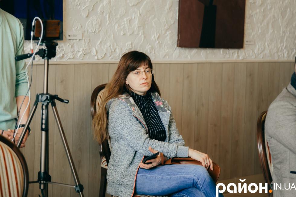 PR-менеджерка мереж «Наш Край» та «Spar» Вікторія Матвіюк