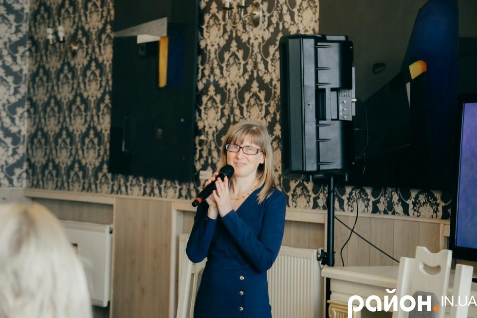 Наталія Пахайчук урочисто оголосила про завершення кампанії зі збору коштів