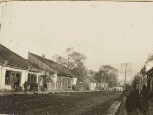 Вулиця в Ковелі