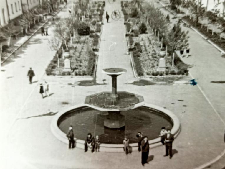 Бульвар у Нововолинську