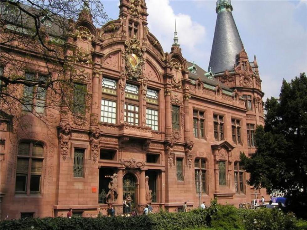 Гайдельберзький університет у Німеччині