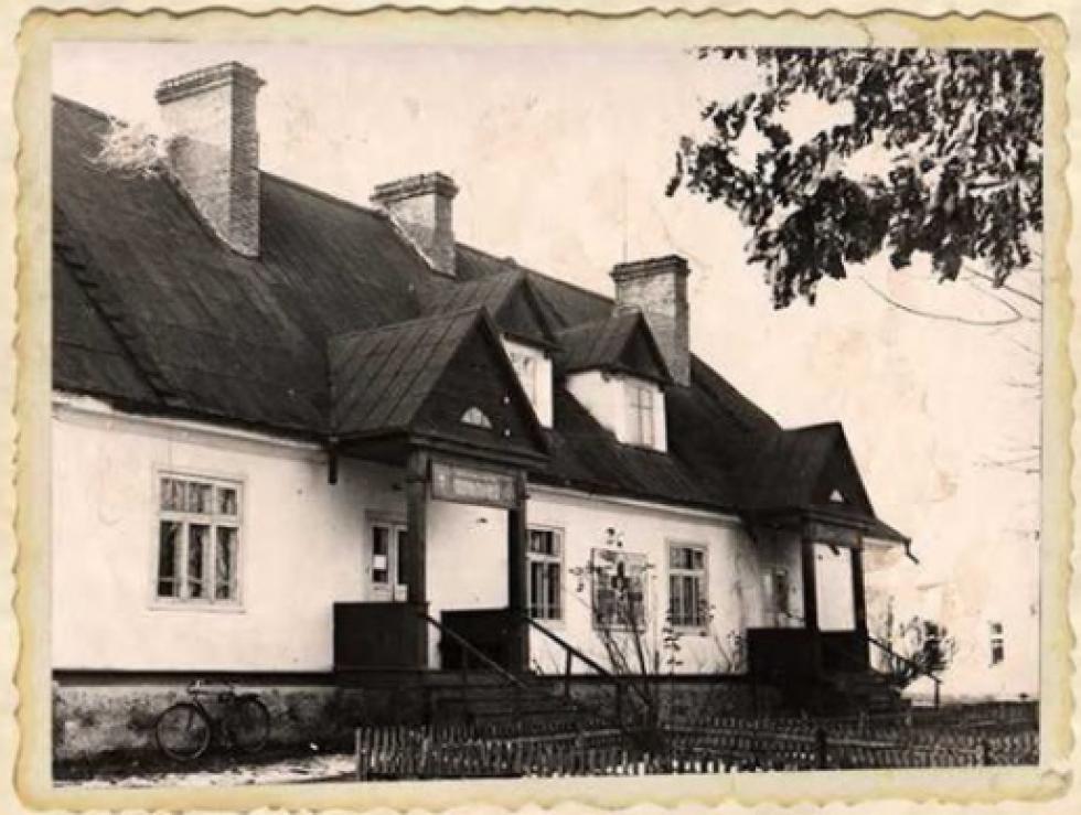 Районна поліклініка. 1950-ті роки