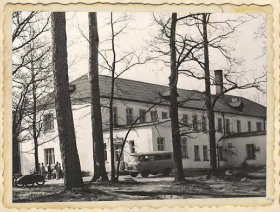 Центральна районна лікарня. 1968 рік