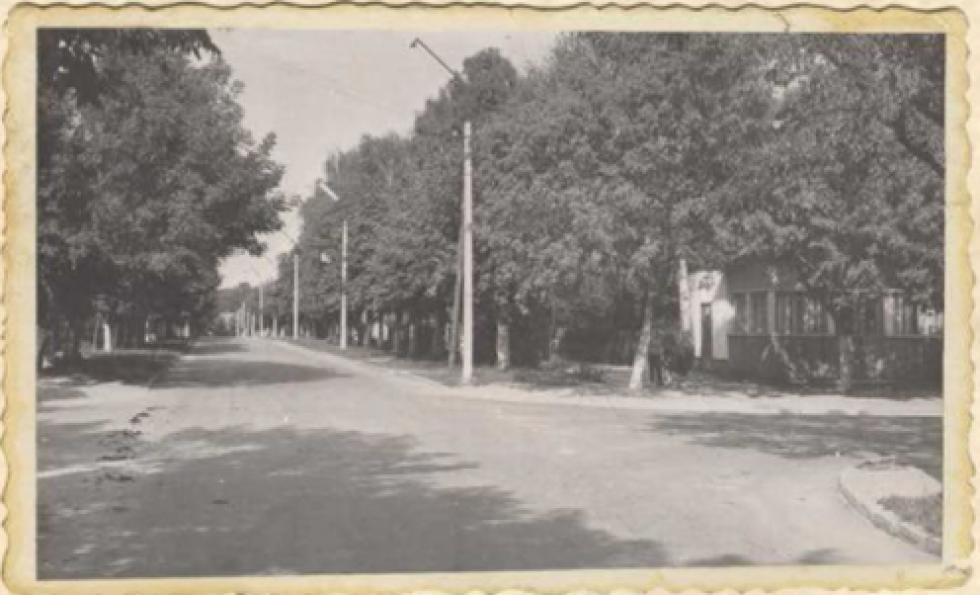 Вулиця Ковельська. 1967 рік