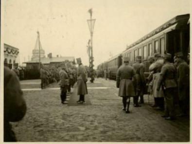 Фото датуються 9 жовтня 1917 року.