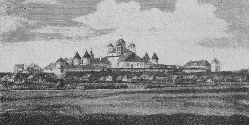 Межиріцький монастир