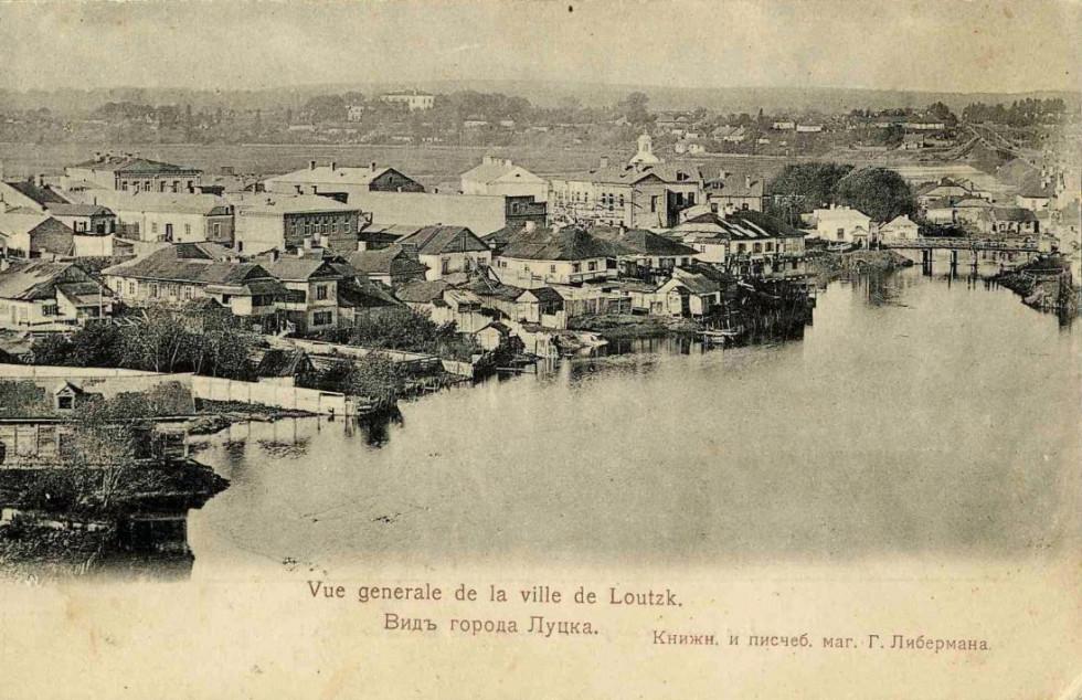Луцьк у XIX столітті