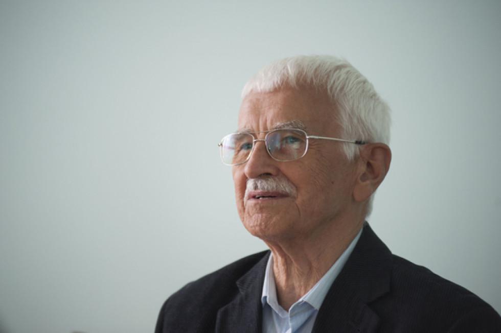 Євген Сверстюк, Волинь, 2012.  Фото надане автором