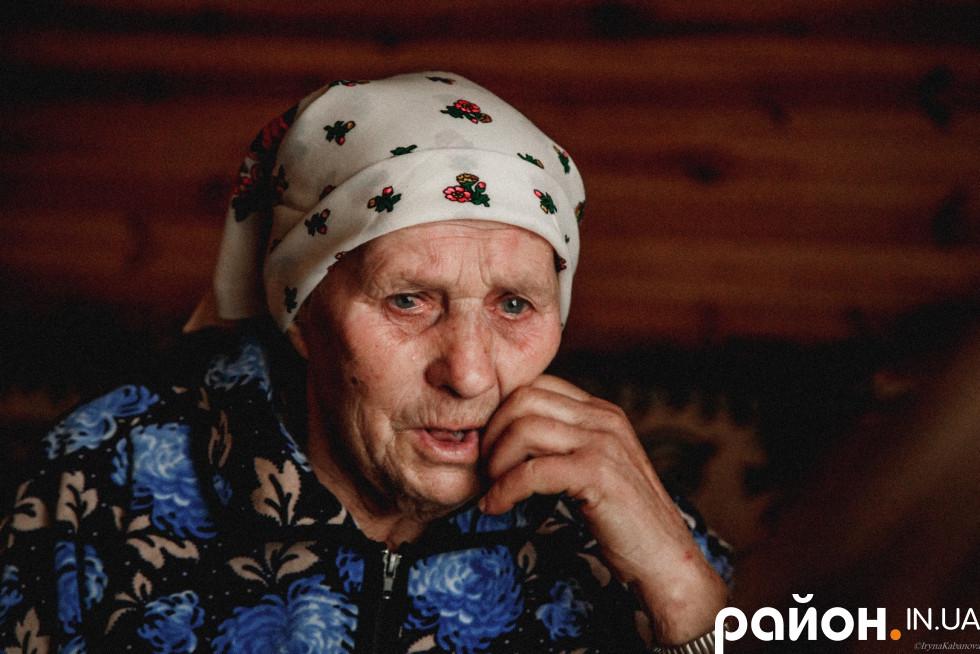 Тетяна Поліщук, яка щороку ходить в музей, бо «приглашають»