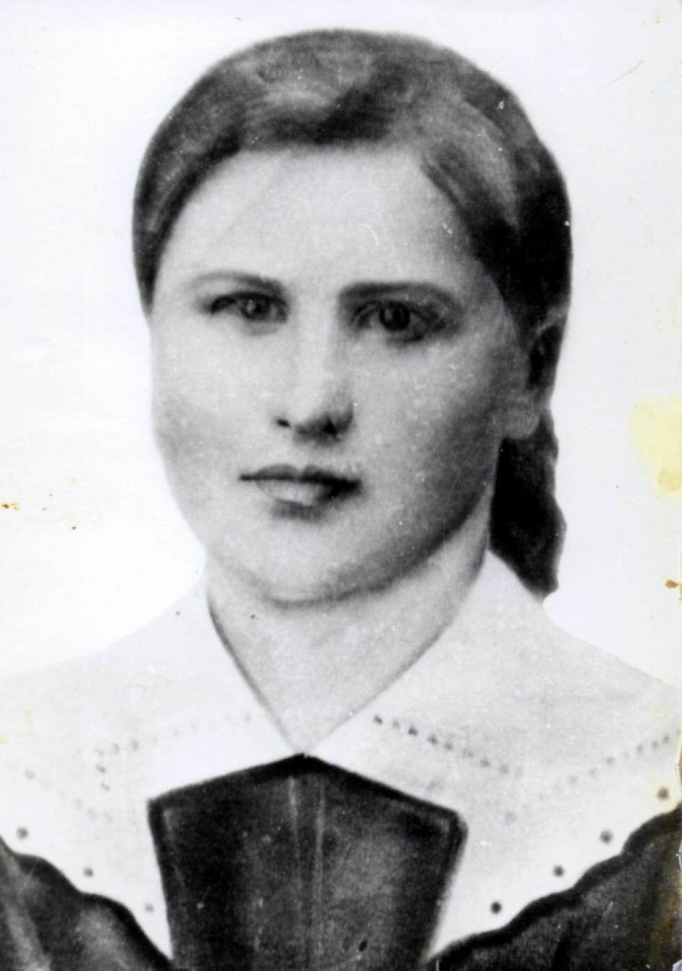 Василина Демчинська