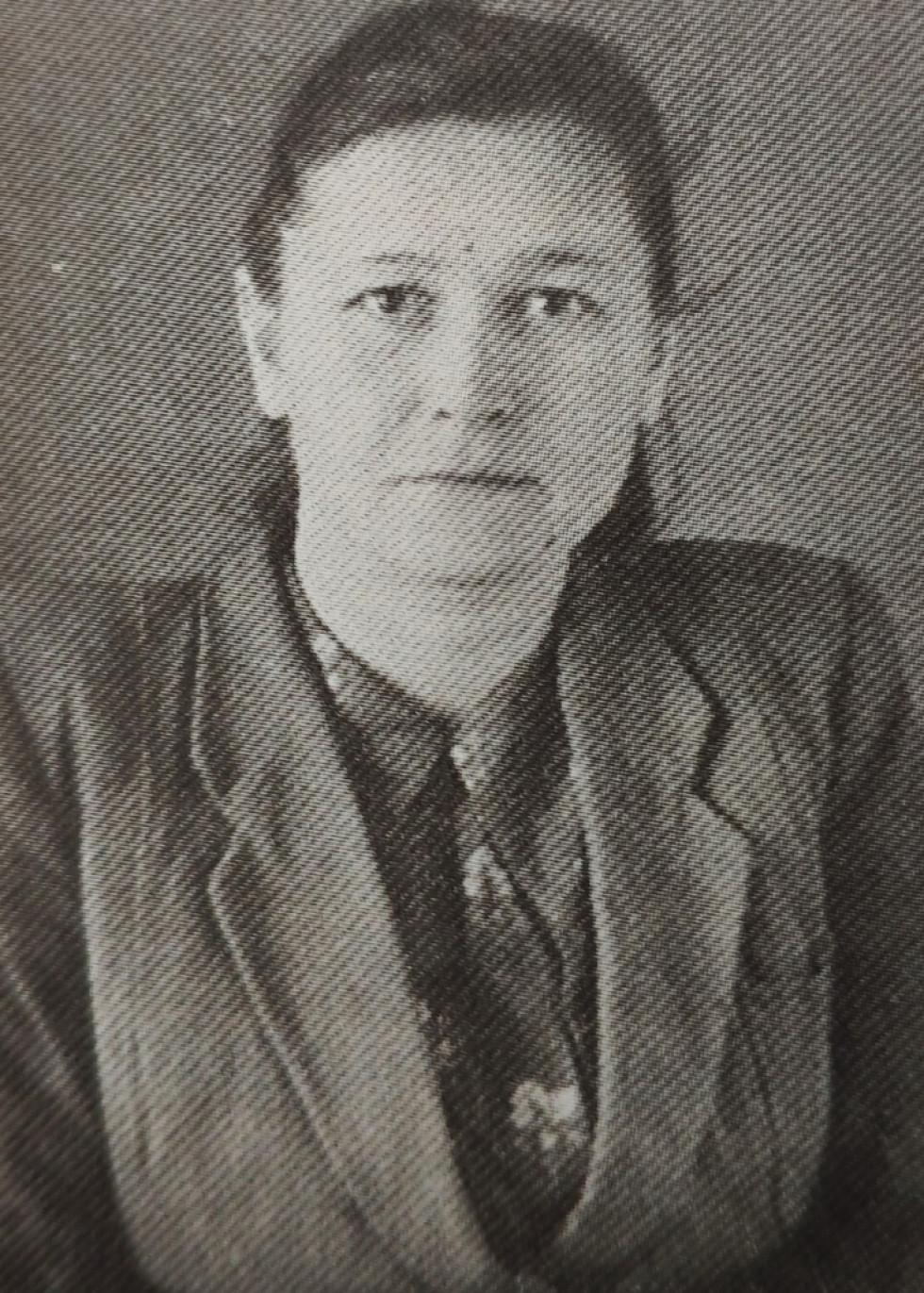 Людмила Барабаш, 1953 рік