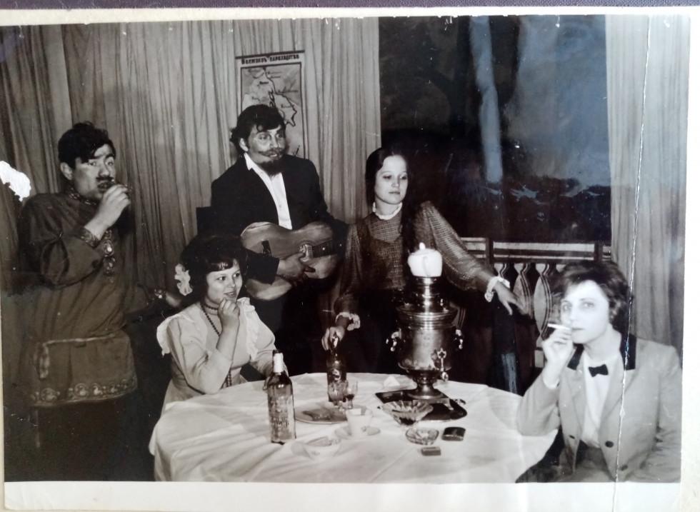 Фото з особистого архіву Ганни Воробйової