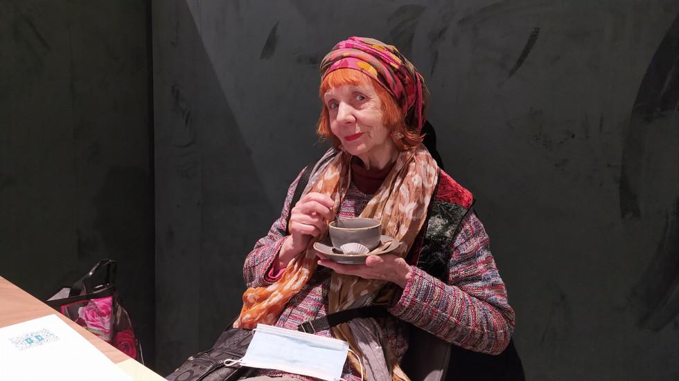Олена Бурдаш розповідає багато історій про Львів